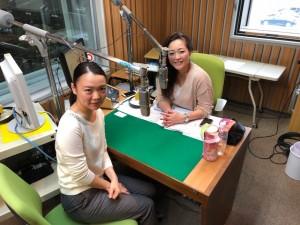 2017年11月7日FMラジオ